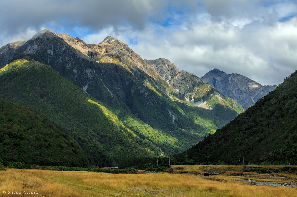 Arthurs Pass West