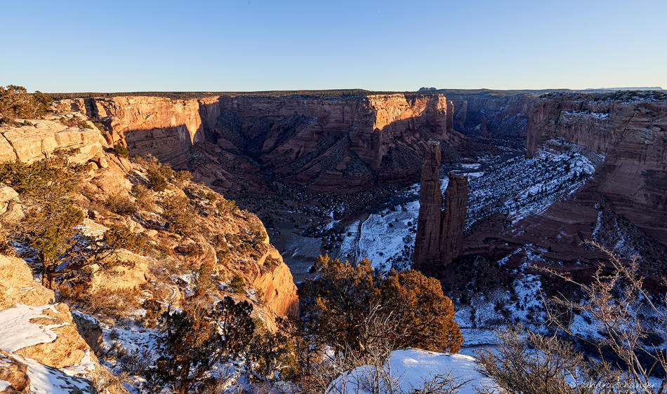 Canyon de Chelly – Spider Rock