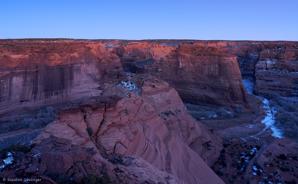 Canyon de Chelly Sunset