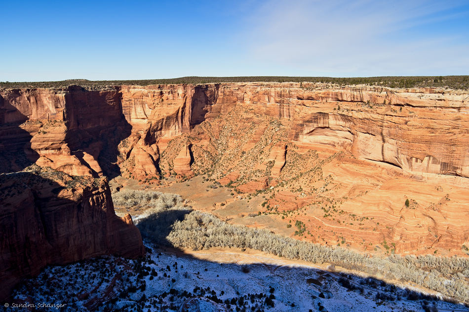 Canyon de Chelly – Face Rock Viewpoint