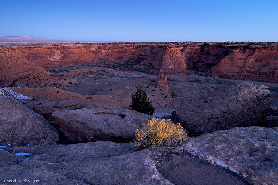 Canyon de Chelly – Junction Overlook