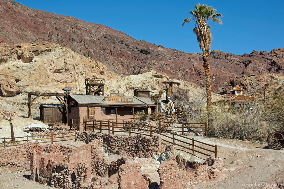 Maggie Mine Calico Ghost Town