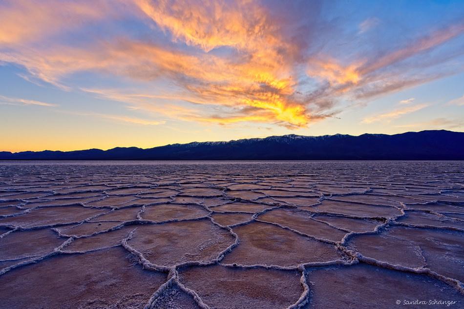 Death Valley Badwater Basin Kalifornien